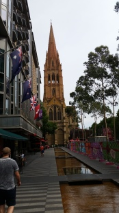 More neat architecture around Flinders Street