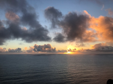 Actually the first from that Makapu'u sunrise.